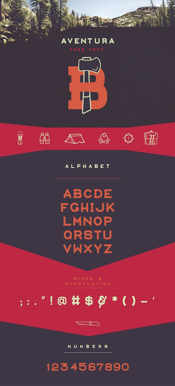 aetherconcept-font-hipster-aventura