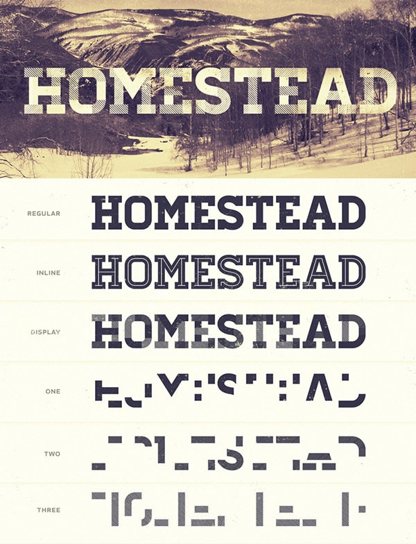 aetherconcept-font-hipster-homestead