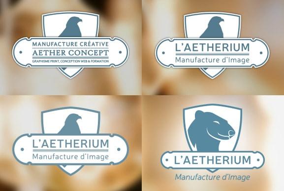 aetherium-changement-logo