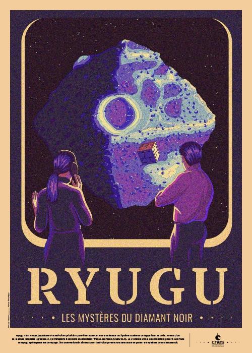 aetherium-affiche-cnes-ryugu
