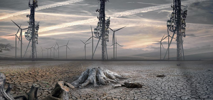 Aetherium Horizon 5g Catastrophe Environnement