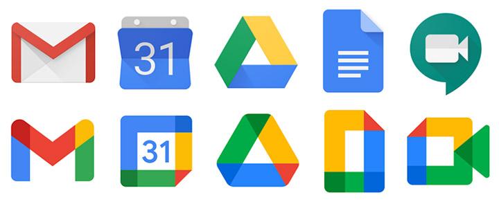 Aetherium Minimalisme Communication Google