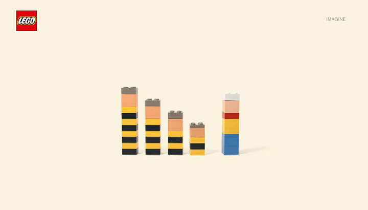 Aetherium Minimalisme Communication Lego 1