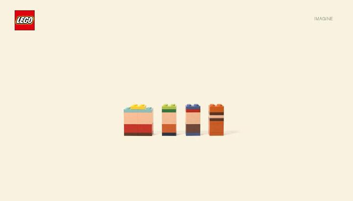 Aetherium Minimalisme Communication Lego 3